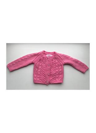 Early days детский вязаный свитер кардиган кофточка кофта распашонки