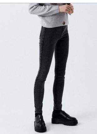 Джеггинсы джинсы скини
