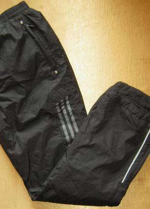 Утепленные спортивные штаны - размер s-m - ни разу не одетые