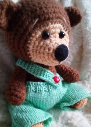 Игрушка мишка медведь медвежонок можно обмен
