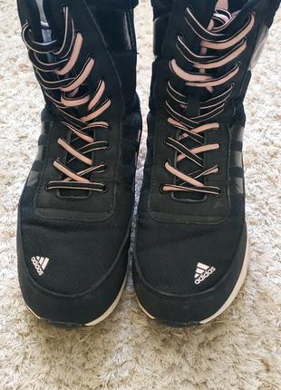 Сопоги зимние, дутики adidas