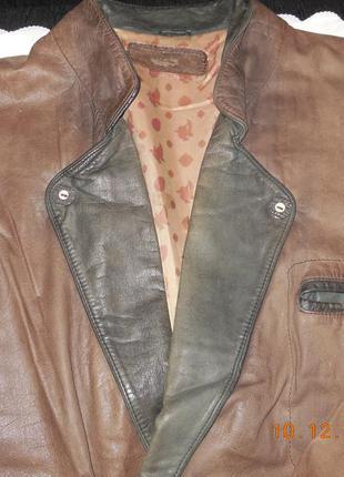 Куртка-пиджак.