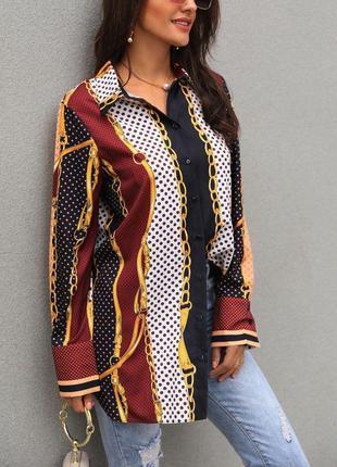 Удлиненная блузка блуза рубашка zara платье туника