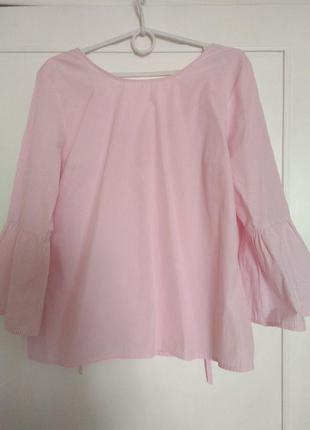 Хлопковая блуза