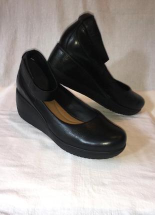 Туфлі * сlarks* шкіра в'єтнам р.41 (27.00)