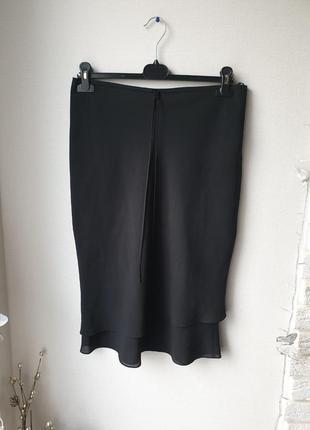 Летящая юбка