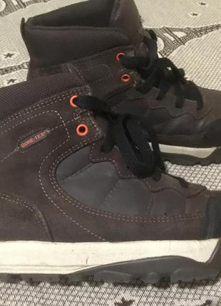 Ботинки термо viking скандинавия, зима 37-38 размер , 24 см полная стелька , gore tex