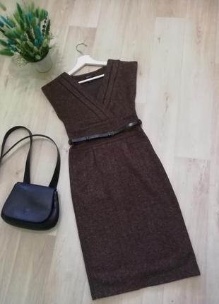 Идеальное теплое платье mango