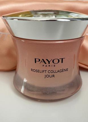Payot roselift collagène jour дневной крем для лица