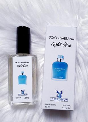 Light blue 60мл тестер, духи, парфюм, туалетная вода, парфуми