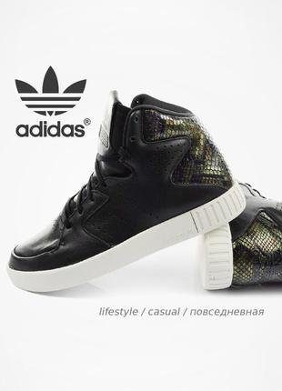 Кроссовки, хайтопы, кеди adidas tubular invaider 2.0  💯 оригинал!