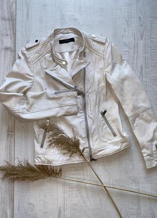 Кожаная куртка косуха euphoria