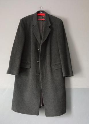 Пальто шерать кашемір