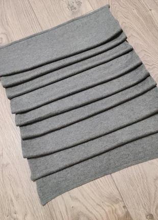 Hugenberg шарф шерсть кашемир
