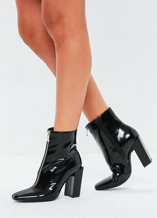 Ботильоны ботинки missguided