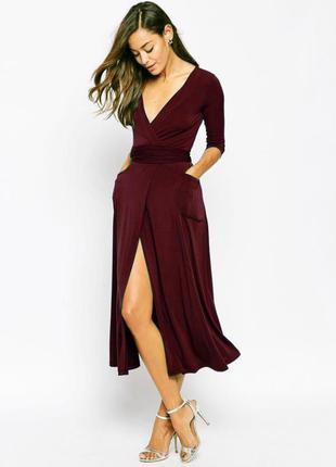 Мега стильное платье миди asos