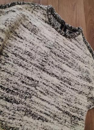 Isabel marant свитер шерсть мохер