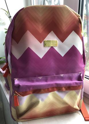 Яркий сочный рюкзак missoni
