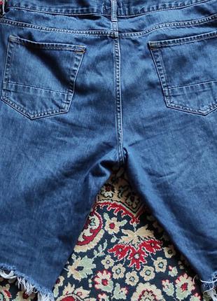 Kiabi- большие джинсовые шорты