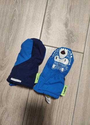 Краги термо рукавички рукавицы варежки