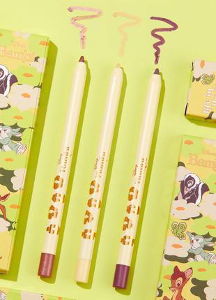 Гелевый карандаш colourpop raindrops linercrème gel liner