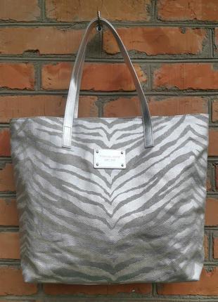 Роскошная сумка- shopper из холщевой ткани, оригинал!