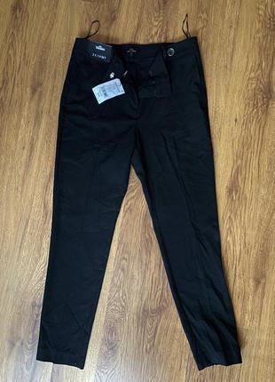 Чёрные классические штаны next tailoring