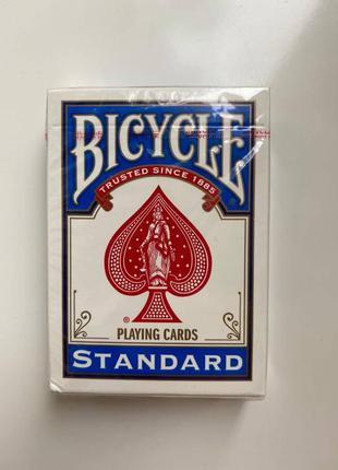 Гральні карти bicycle cards. нові