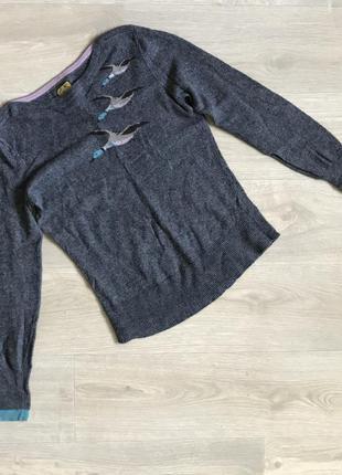 Милый свитер / джемпер с уточками