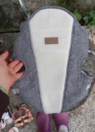 Nuby рюкзак кенгуру
