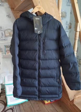 Куртка зима подовжена