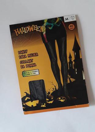 Колготки на halloween хеллоуин