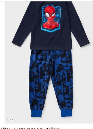 Красивые и тёплые флис пижамы са , германия, можно на подарок