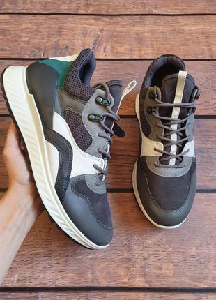 Кроссовки кросівки ecco st.1 оригинал