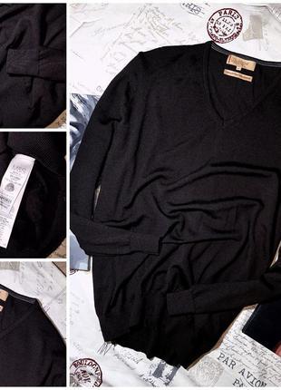 Пуловер 💯 шерсть мериноса m&s (xxl) не ношенный
