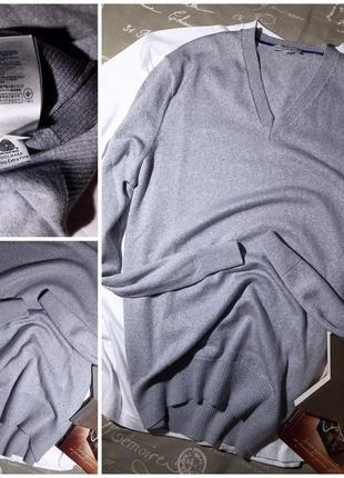 Пуловер 💯 шерсть мериноса gap (s-m) не ношенный