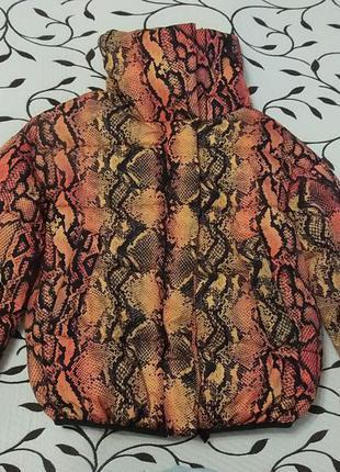 Куртка демисезонная женская размер xs, фирмы cropp