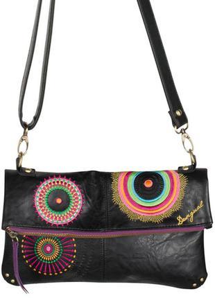 Очень красивая сумка кроссбоди от desigual