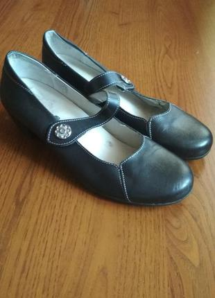 Туфлі шкіряні shuropody