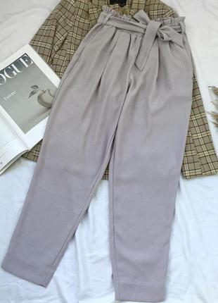 Лавандові штани