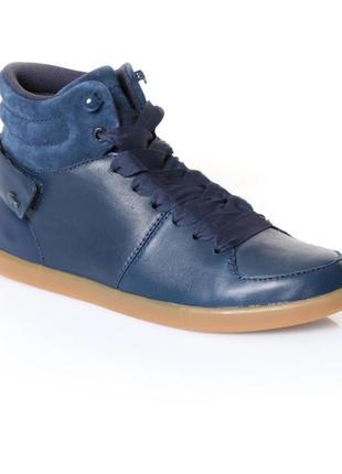 Ботинки из натуральной кожи lacoste