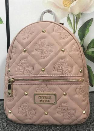 Рюкзак цвета пудры