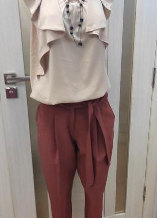 Брюки и блуза на 44-46