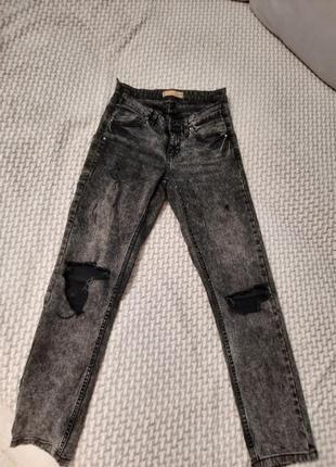 Крутецкие джинсы cropp