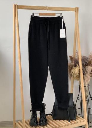 Теплые брюки джоггеры bluoltre🇮🇹