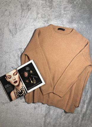 Потрясающий кашемировый свитер m&s collection