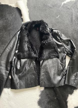 Куртка, дублёнка