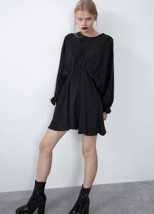 Шикарное платье zara s
