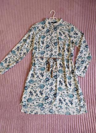 Туника-платье/длинная рубашка размер 12,38 евро