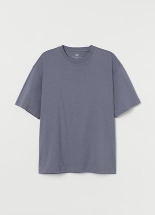 Плотная футболка h&m